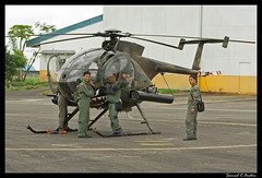 Philippine Air Force (forstonsr) Tags: helicopter afp paf mcdonnelldouglas lightattack philippineairforce armedforcesofthephilippines md520