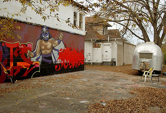 Luche Graffiti
