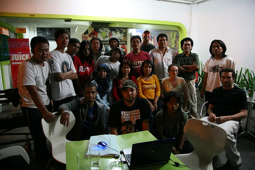 Bogor Workshops