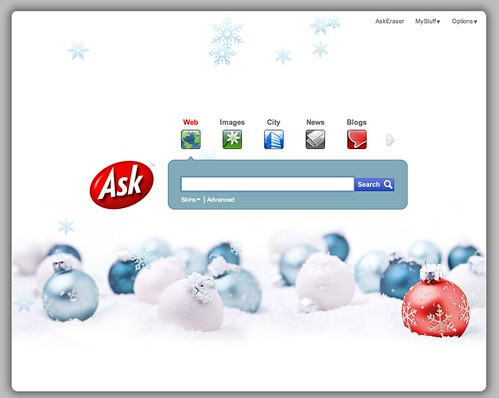 Ask Holiday Theme