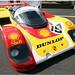 Derek Bell Hans Stuck Works Shell  Porsche 962