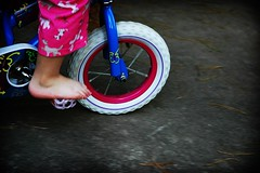 barefoot wheelies..... (Sadie Shooter) Tags: color delete10 contrast delete9 delete5 delete2 child delete6 delete7 save3 delete8 delete3 save7 save8 delete delete4 save save2 save9 save4 barefoot save5 save6 lpc ridingbicycle