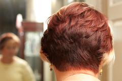 Jamie Hair Update 2 (Dave77459) Tags: red canon hair 50mm jamie blond f18 fiddy nape