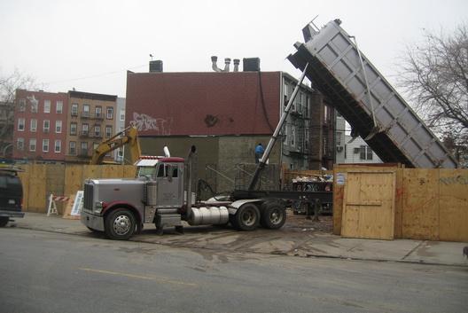 5 Roebling Dumpster