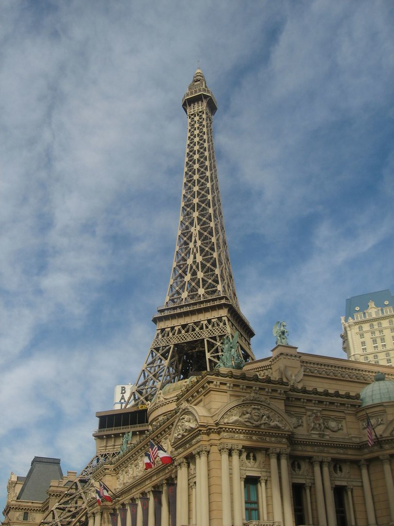 Las Vegas #20 Paris