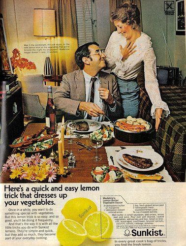 Vintage Ad #467: Tricks With Lemons