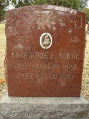 Marjorie E. Janke