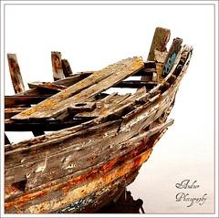 Ruin IV (andzer) Tags: wood color square boat ruin delta vessel lagoon andreas greece macedonia photowalk thessaloniki myfaves salonica biotope axios  zervas  andzer kalochori   imagescollectors