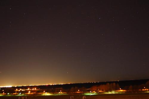 星がいっぱい