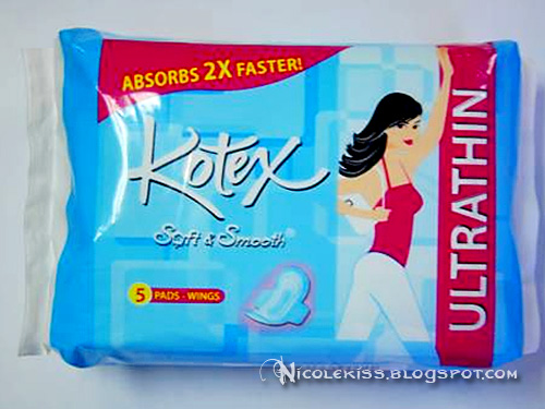 kotex day pad