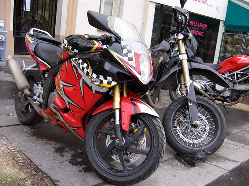 Hyosung GT125R Sportbike