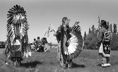 Dancers (a.foxkeesic) Tags: ontario canada dancers native feathers aboriginal indigenous regalia powwow ojibwe traditionalmaledancers
