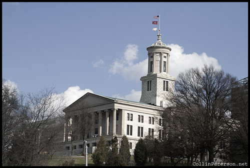 Tennessee State Capitol Building - Downtown Nashville, TN