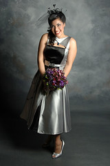 Wedding Studio shots (nightwind) Tags: vegas wedding silver island day treasureisland dress year gown leap futuristic