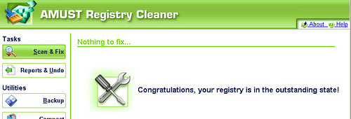 amust registry cleaner engrish