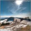 Auf dem Pfänder (Lars Tinner) Tags: street sky sun mountain mountains canon way geotagged eos austria österreich strasse bregenz pfänder berge rheintal lochau weg vorarlberg tonemaped 400d wwwtinnersg httpwwwtinnersg tinnersg