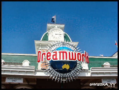 Dreamworld: Entrance