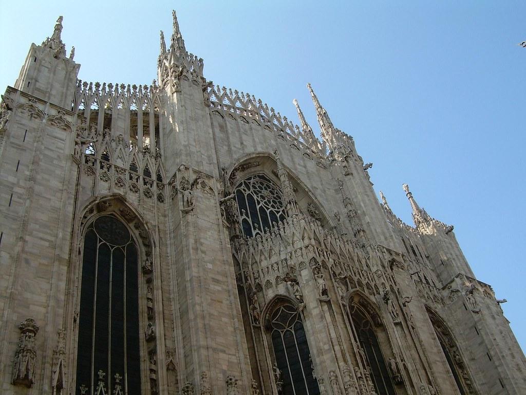 Il Duomo de Milán
