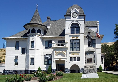 Garfield County Courthouse, Pomeroy WA