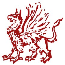 red gryphon logo