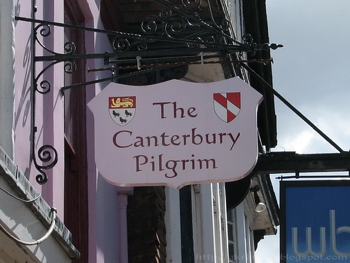 The Canterbury Pilgrim
