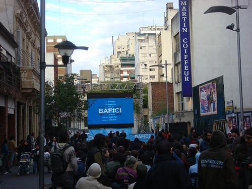 BAFICI 2008: Cine al aire libre
