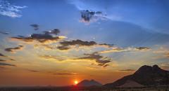Sunset (Ander Taylor) Tags: africa trip travel camping sunset vacation holiday lumix photo natural photos panasonic hdr 5xp tophdr fz18