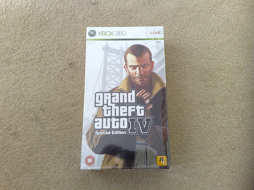 GTAIV Special Edition