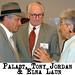 Palast, Tony Jordan and Elna Laun