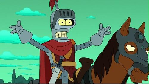 Futurama Juego de Bender armadura