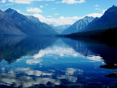 Lake McDonald Morning, Summer, Glacier National Park Montana Best (moonjazz) Tags: park morning blue lake mountains reflection nature water beautiful azul clouds wonder landscape rockies amazing agua montana paradise treasure view superb time earth top ripple horizon north peaceful double glacier creation geography wilderness awe pure finest mcdonald delightful pristine 5photosaday colorphotoaward goldstaraward