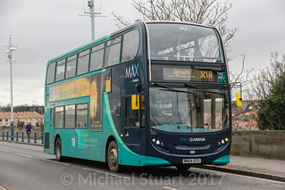 Arriva North East 7531 • NK64 EES