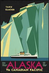 Canadian Pacifc glacier cruise