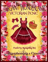 Sogencon - Elegant Wonderland Victorian Picnic