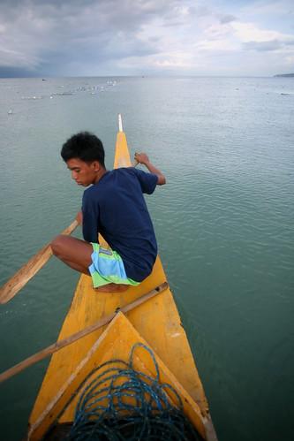 approaching Tibungco