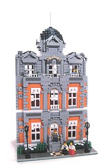 Le Palace Grand (lgorlando) Tags: paris greek apartment lego masonry modular luxury firebrigade greengrocer grandemporium cafecorner