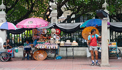 Nice parasol!