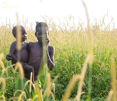 National Geographic: Pieces Of Southern Sudan (Tomasito.!) Tags: africa portrait nikon nationalgeographic natgeo d90 dailydozen yourshot