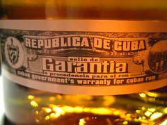 El Ron de Cuba (nickcalyx) Tags: rum cuban elrondecuba republicadecuba