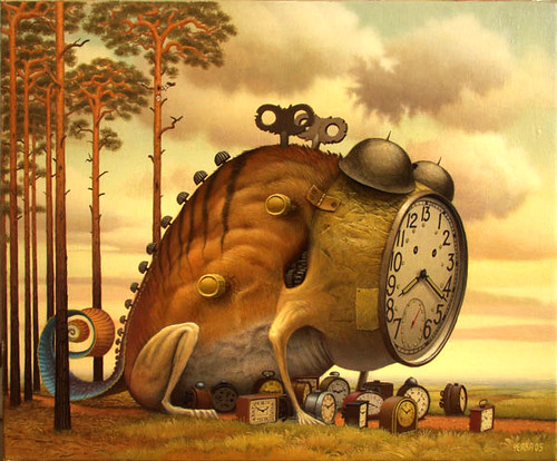 1579675625 58fca481a4 Surreal Art of Jacek Yerka