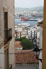 Ibiza - Vista (Carlink) Tags: sea island mar view postcard ibiza vista postal isla pacha baleares oceano carlinkphoto