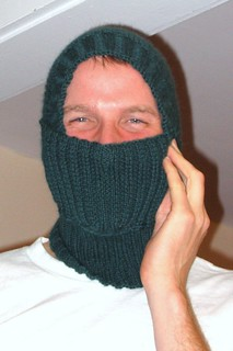 Balaclava Knitting Pattern Straight Needles : Ravelry: WWI Balaclavas pattern by American Red Cross