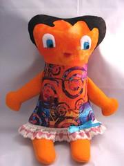 Plush toy softie Suesan