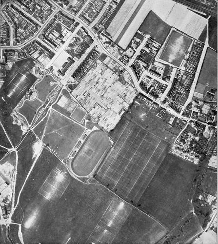 Dagenham Village & Leys Field c1950