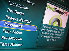 PodShowTV on Tivo
