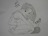 ANIME (♫ღ Ameer Macro ♫ღ) Tags: girls anime girl sketch sketches بنت رسم انمي