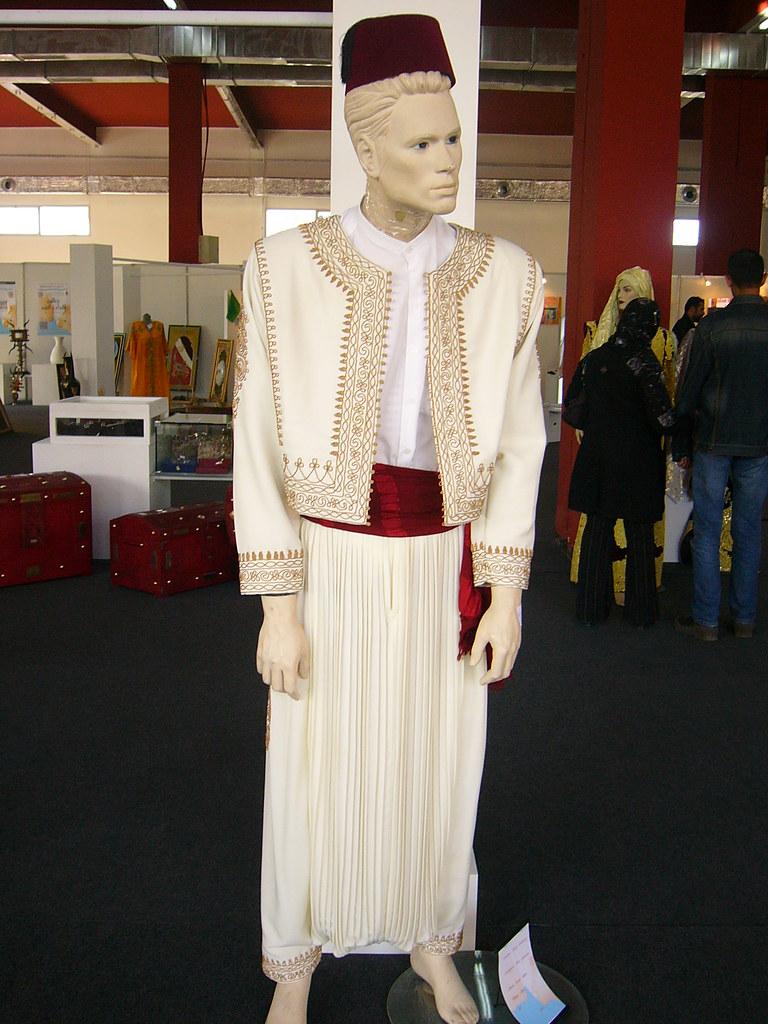 Algerian Traditional Dress for Wedding