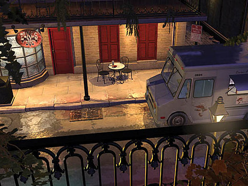Nancy Drew Legend of the Crystal Skull – Screenshot 2
