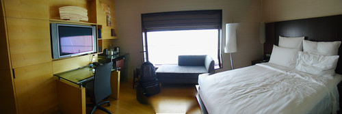 Habitacion del Hotel Hilton Kuala Lumpur