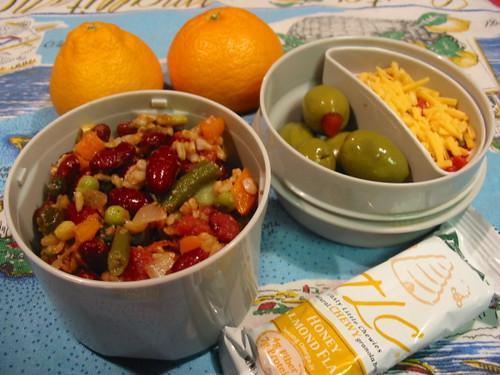 Bean-y Garden Wraps for Ms. Bento